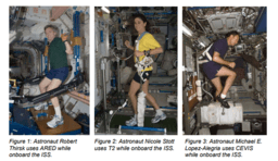NASA: Exercising in Space