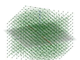 Vector Field in 3D