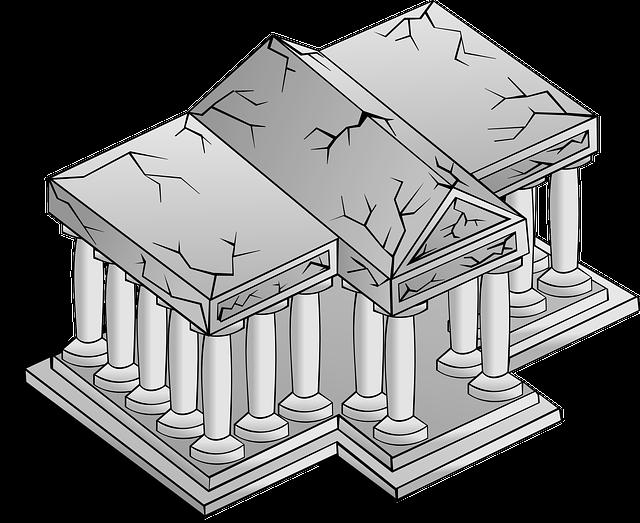 Tempio dell'antica Grecia