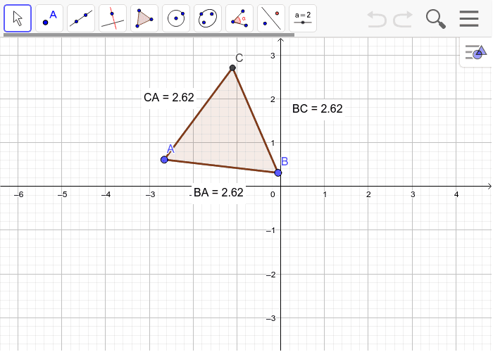 Equalaterial Triangle
