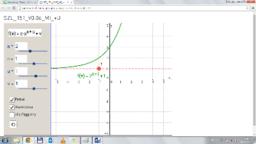 Exponenciális függvény transzformációja (+)