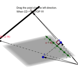 3D VECTORS  AS QUESTION visual