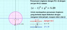 Lingkaran 1
