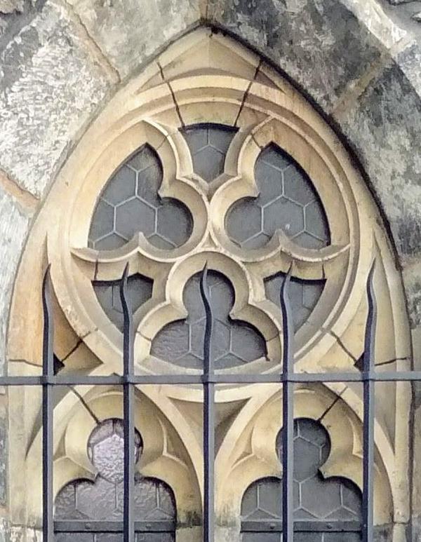 Detail kružby