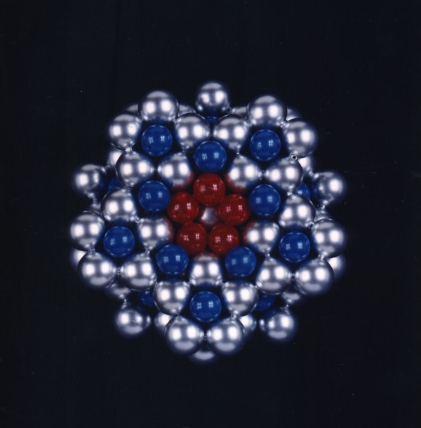 model van een quasikristal
