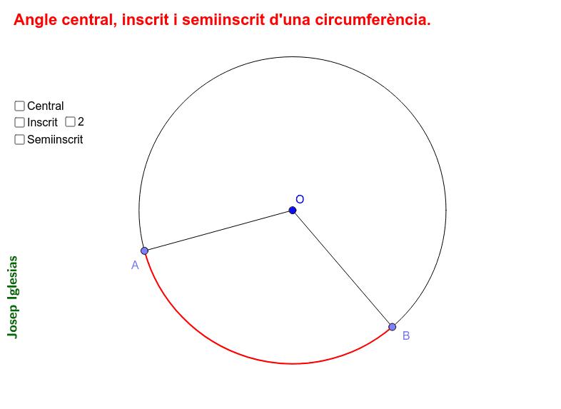 Trobes alguna relació entre els tres angles?