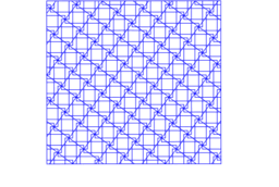 Pythagorean Theorem by Tessellation # 95 Tiling