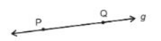 Example of a line
