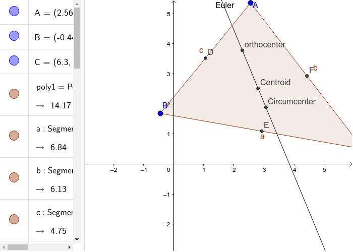 Euler segment Press Enter to start activity