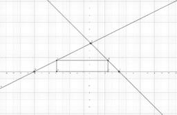 直線で囲まれた正方形