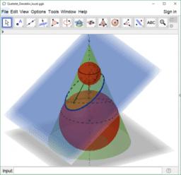 Program GeoGebra ve výuce matematiky I