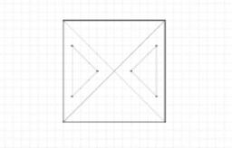 linjestykke trekant