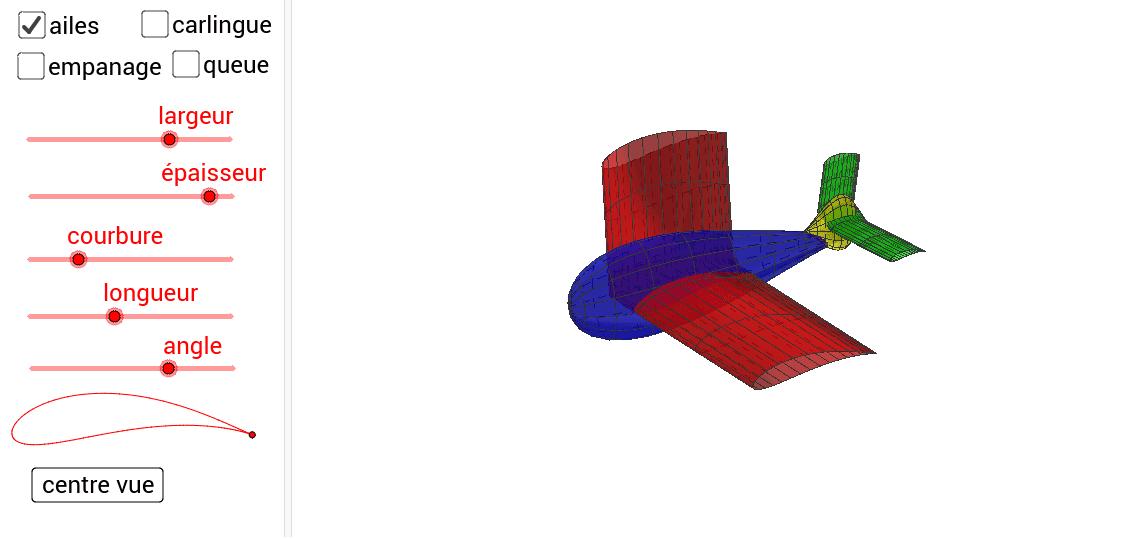 http://www.mathcurve.com/courbes2d/joukowski/joukowski.shtml Press Enter to start activity