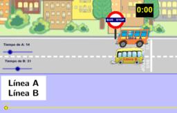 Autobuses y mcm