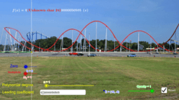 Polynomial Functions Roller Coaster