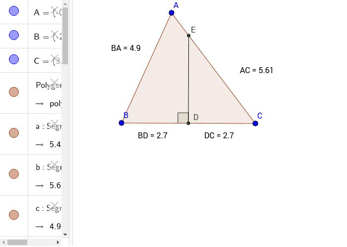 Perpendicular Bisector (Free)