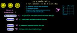 Estadística ( media aritmética - ejercicios 3 )