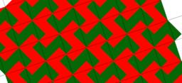 Pythagorean Tessellation # 15 Tiling