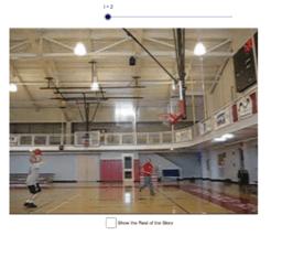 Basketball Parabolas