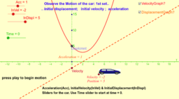 Straight line motion and calculus 2