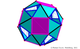 2 Computer constructions set of polyhedra