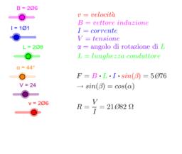 elettromagnetismo - F=B L I sin(β)