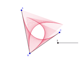 Curve Stitching with Polygons