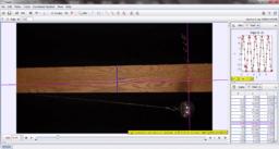 Fonálinga mozgásának vizsgálata (lassú) – Videoelemzés