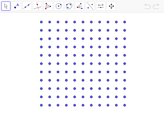 10 x 10 Grid