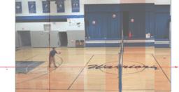 Parabolic Volleyball