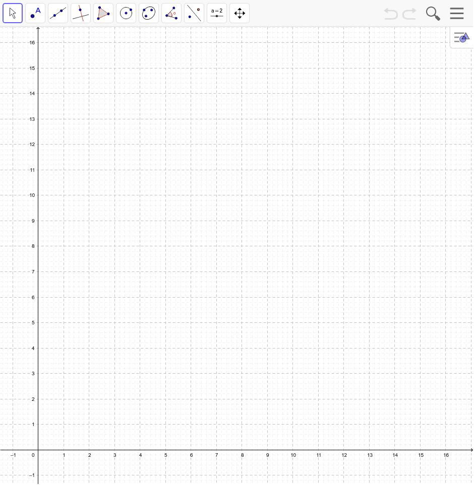 """Dado que modelarás gráficas a partir de la unión de puntos, recuerda unirlos mediante la opción """"segmento"""".  Presiona Intro para comenzar la actividad"""