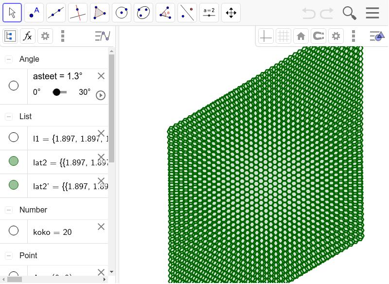 hexagonal moire, read nature article
