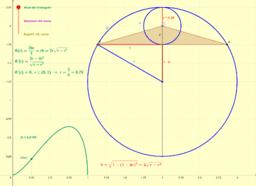 Tres problemas de optimización
