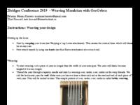 Bridges Conference 2019 - WEAVING.pdf