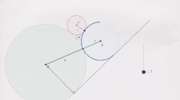 Four Mutually Tangent & Exterior Circles