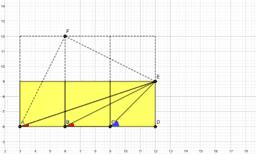 drie vierkanten sangaku PA