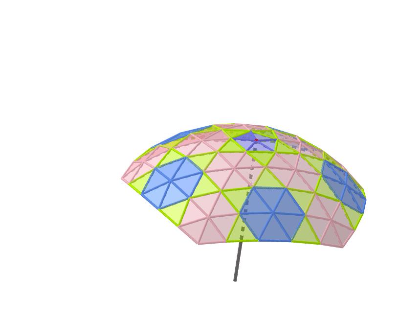 Paraguas v6 icosaedrico Press Enter to start activity
