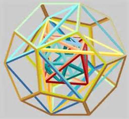 Área de poliedros