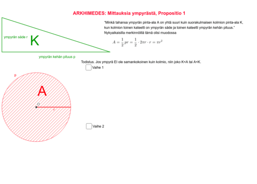 Neliöjuuri Geogebra