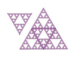 謝爾賓斯基三角形
