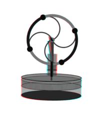 Diseño y animación de un motor stirling