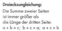 Zusammenfassung des Satzes in mathematiX (Boxhofer-Huber-Lischka-Panhuber, Veritas 2013, S. 23) für die 4. Klasse Unterstufe