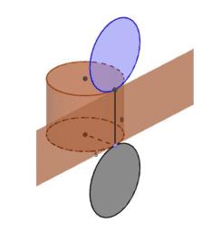 Valjak - volumen i oplošje