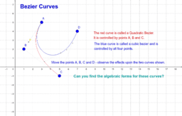 Introducing Bezier Curves