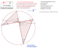 Teorema della farfalla (butterfly theorem)