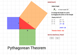 Pythagorean Theorem Task 3