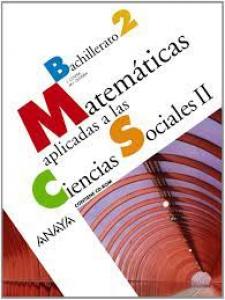 2º Bachillerato CCSS II