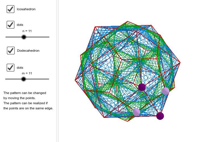 Compound of Icosahedron + Dodecahedron Drücke die Eingabetaste um die Aktivität zu starten