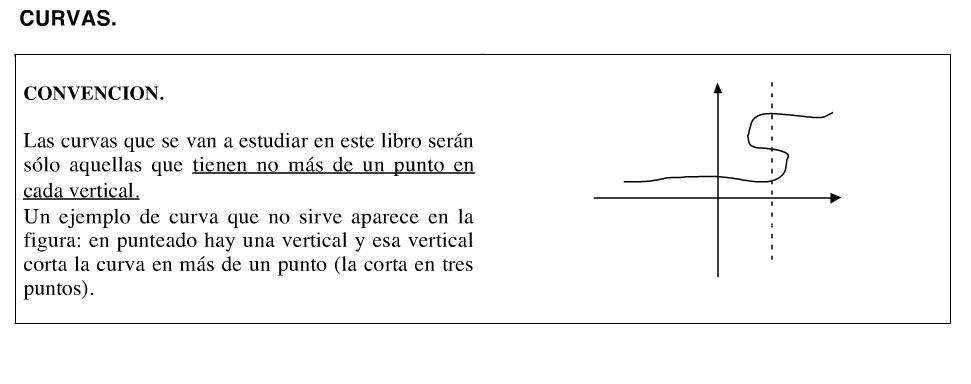 """[size=150]Cualquier trazo que dibujemos, siempre y cuando no se """"solape"""" o, se """"doble"""" sobre sí mismo, podemos considerarlo una curva... Las curvas serán los """"objetos"""" desde los que comenzaremos a entender uno de los conceptos más centrales de la matemática... [color=#000000]Las Funciones[/color][/size]"""