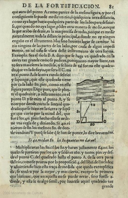A continuació trobaràs un text del 1598 on expliquen el mètode que empraven.